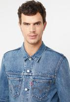 Levi's® - Unbasic t3 bolted 5 pocket trucker - blue