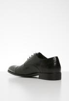POLO - Derek lace-up formal shoe - black