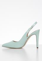Call It Spring - Balkana stiletto heel - green
