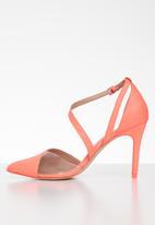 Call It Spring - Maryam heel - orange