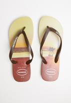 Havaianas - Hype flip flop - brown