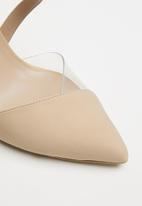 Call It Spring - Maryam heel - neutral
