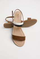 Call It Spring - Vipava slingback sandal - cognac