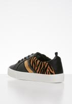 Call It Spring - Augustiski leopard print sneaker - black & brown