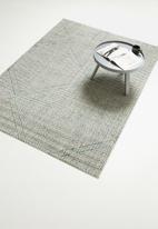 Sixth Floor - Arrow antique trend rug - grey & cream
