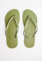 Havaianas - Slim - green