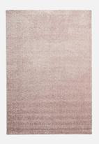 Sixth Floor - Dolce shaggy rug - pink