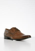 Gino Paoli - Nathan formal shoe - brown