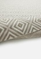 Sixth Floor - Santorini outdoor rug - grey