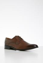 Gino Paoli - Berkley formal shoe - brown