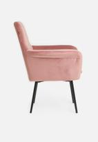 SF Collection - Tulip chair - brandied melon