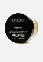 Balmain Paris - Matt clay strong