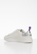 Diesel  - S-clever lc w - star white / silver
