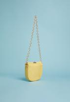 Superbalist - Linnea crossbody bag - yellow