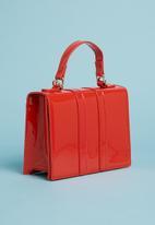 Superbalist - Valentine clutch bag - red