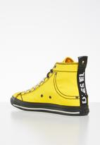 Diesel  - Magente exposure i sneaker - freesia yellow