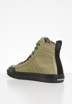 Diesel  - S-astico mid lace - slate green