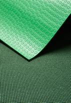 Terra Yoga - Yoga mat eco - green
