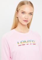 Levi's® - Graphic gym crew - pink