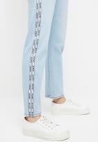 Levi's® - 501 Crop dibs jeans - blue