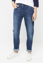 G-Star RAW - Arc 3d low boyfriend jeans - blue