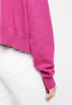 Diesel  - M - Linda pullover - pink