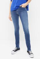 Diesel  - D - Roisin pantaloni - blue