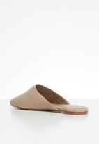 ALDO - Afiliclya leather mule - light pink