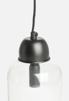 Sixth Floor - Legacy glass pendant