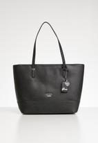 GUESS - Clarke carryall - black
