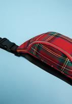 Superbalist - Tartan waistbag - multi