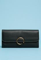 Superbalist - Mimi ring detail purse - black