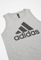 adidas Originals - Boys tank - grey