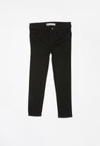 Levi's® - 710 super skinny jeans - black