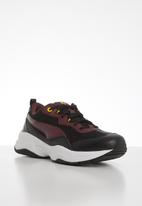 PUMA - Cilia - Puma black - vineyard wine - sulphur-puma white