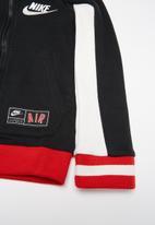Nike - Air sueded fleece hoody - black