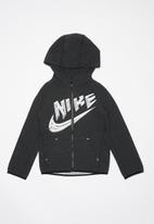Nike - Nike energy hoodie - black