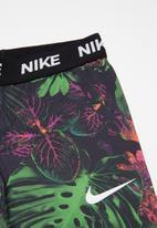 Nike - Nike girls glow botanical capri - black