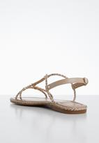 ALDO - Faux leather sandal - pink
