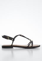 ALDO - Qilinna sandal - black