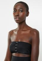 Brave Soul - Elise one piece - black
