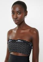 Brave Soul - Sophia one piece - black