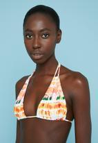 Superbalist - String bikini top - multi