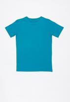 Quiksilver - Box blur short sleeve youths tee - blue