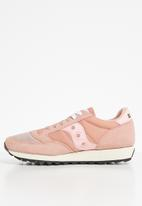 Saucony Originals - Jazz vintage - pink