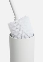Bathroom Solutions - Toilet brush - white