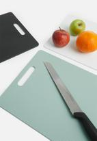Excellent Housewares - Cutting board - mint