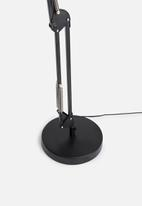 Sixth Floor - Nimbus desk lamp - black