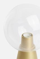 SF Collection - Lunar table lamp - brass