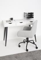 Sixth Floor - Neptune desk - white